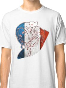 Hetalia- France and His Flag Classic T-Shirt