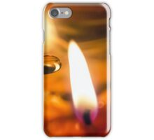 Taken by Fire iPhone Case/Skin