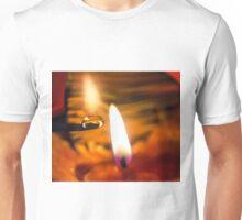 Taken by Fire Unisex T-Shirt