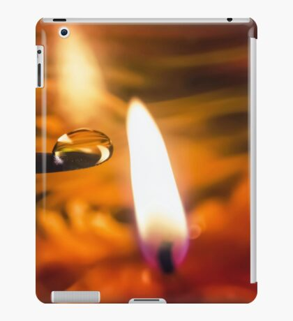 Taken by Fire iPad Case/Skin