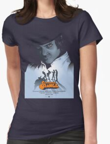 Clockwork Orange Womens Fitted T-Shirt