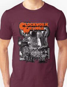 Clockwork Orange Graphic T-Shirt