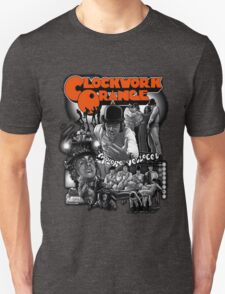Clockwork Orange Graphic T-Shirt