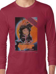 Clockwork Orange Poster Long Sleeve T-Shirt