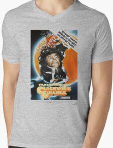 Clockwork Orange Poster Mens V-Neck T-Shirt