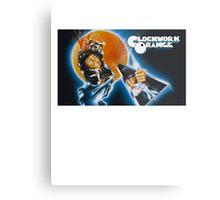 Clockwork Orange graphic tee Metal Print