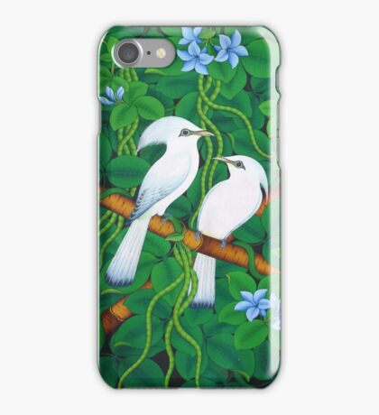 Bali Bird iPhone Case/Skin