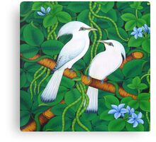 Bali Bird Canvas Print