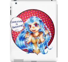 BEM: Chocolate is Awesome!  iPad Case/Skin