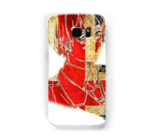 England and His Flag Samsung Galaxy Case/Skin