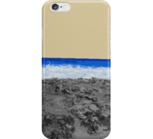 Abstract Coast iPhone Case/Skin