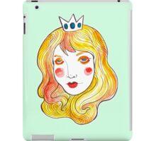 Mint Peach  iPad Case/Skin