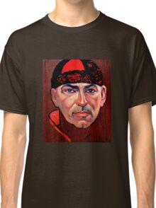 Tim McKew, Cabaret Artist - original oil painting on Jarrah Classic T-Shirt