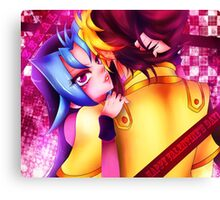 Zexal: Happy Valentine's Day Canvas Print