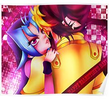 Zexal: Happy Valentine's Day Poster