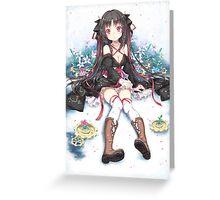 Machine Doll wa kizutsukanai Greeting Card
