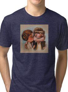 funny up mov Tri-blend T-Shirt