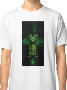 Haunted Mansion Sinful Classic T-Shirt