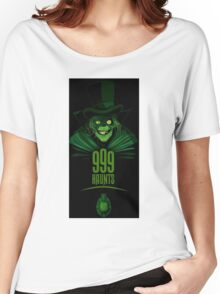 Haunted Mansion Sinful Women's Relaxed Fit T-Shirt