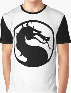 Mortal Kombat-Fight Graphic T-Shirt