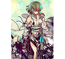 code geass yuna off ff crossover Photographic Print