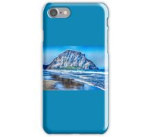 The Rock at Morro Bay iPhone Case/Skin