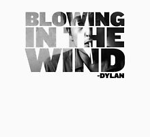 Bob Dylan Blowing in the wind Unisex T-Shirt