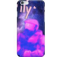 Theta loves you! iPhone Case/Skin