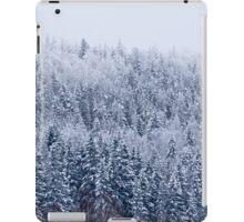 Frozen forest iPad Case/Skin