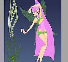 Nature and Storms Fairy - (Designs4You) by Skandar223