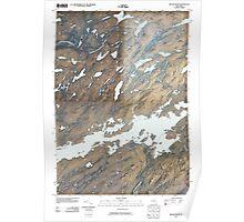 New York NY Beaver River 20100415 TM Poster