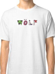Golf Wang Wolf Sketch Classic T-Shirt