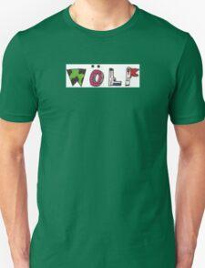 Golf Wang Wolf Sketch Unisex T-Shirt