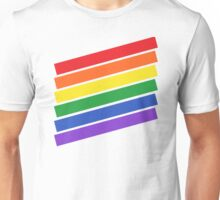 Simple Colors Homosexual Unisex T-Shirt