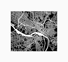 Richmond Map - Black Unisex T-Shirt