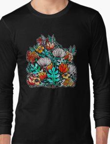 Spider Mum Garden Long Sleeve T-Shirt
