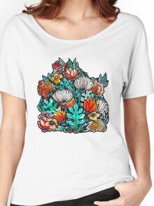 Spider Mum Garden Women's Relaxed Fit T-Shirt