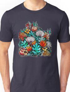 Spider Mum Garden Unisex T-Shirt
