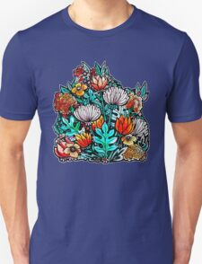 Spider Mum Garden T-Shirt