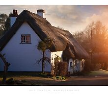 Old Thatch, Warwickshire by Andrew Roland
