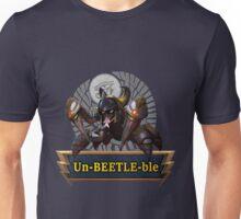 The Un-BEETLE-ble Khepri (Glasses Alt.) Unisex T-Shirt