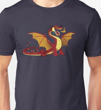 Lesser Fire Dragon Unisex T-Shirt