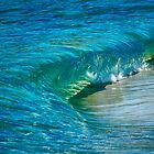 Shades of Blue and Green... by Paul Manning