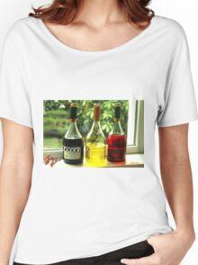 Drunken Bottles Women's Relaxed Fit T-Shirt