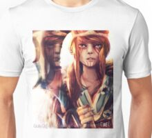Draven version female genderbend Lol Unisex T-Shirt