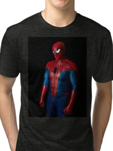 Spiderman 2 Tri-blend T-Shirt