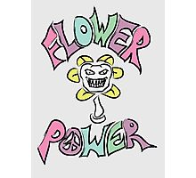 Flowe(y)r Power Photographic Print