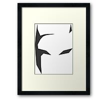 Gotham Knight Framed Print