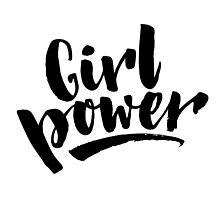 Girl power by Anna Kutukova