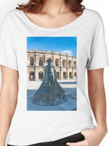 BullFighter of Nimes Women's Relaxed Fit T-Shirt